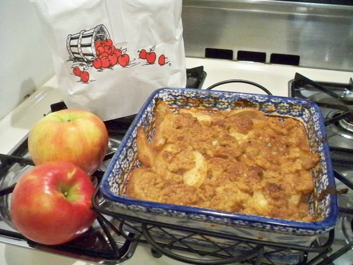Weight Watchers Apple Crisp Recipe
