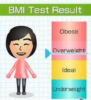 BMI - Wii Fit