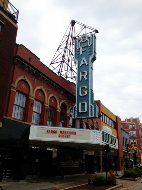 Fargo, ND Theater on Broadway