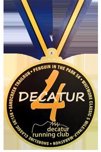 Decatur, IL Grand Slam Medal 2012