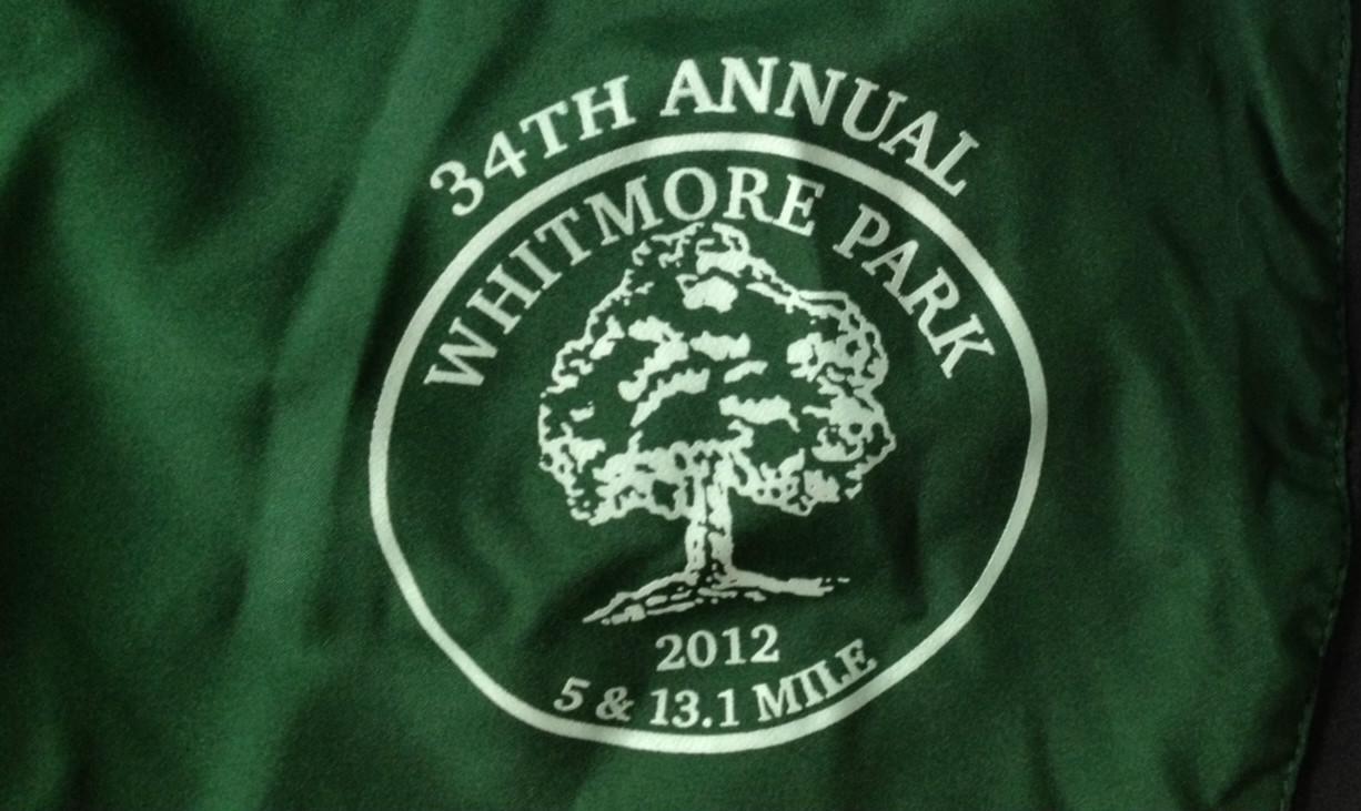 Whitmore Park 5 mile & Half Marathon